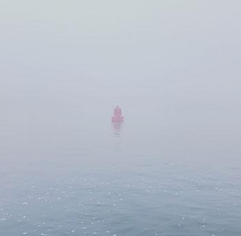 Varen bij slecht zicht of mist - Varen doe je samen
