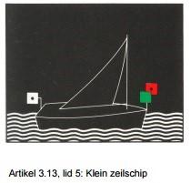 Verlichting op schepen onder de 7 meter - Varen doe je samen